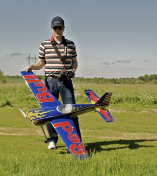 Edge 540 Red Bull Chambliss EP